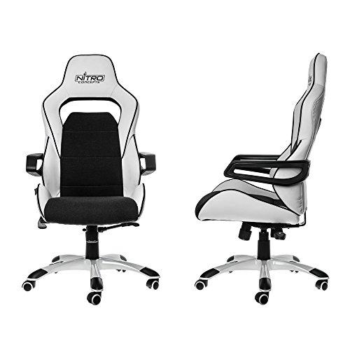 Nitro Concepts E220 Evo - weiß/schwarz