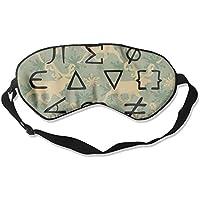 Math Symbol 99% Eyeshade Blinders Sleeping Eye Patch Eye Mask Blindfold For Travel Insomnia Meditation preisvergleich bei billige-tabletten.eu