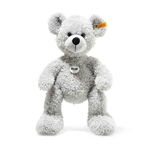 Steiff 113796 Teddybär, grau, 40 cm