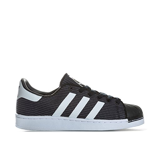 adidas Superstar, Zapatillas Unisex, (Negbas Ftwbla), 37 1/3 EU