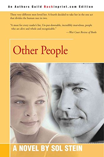 [Other People] (By (author)  Sol Stein) [published: June, 2005]