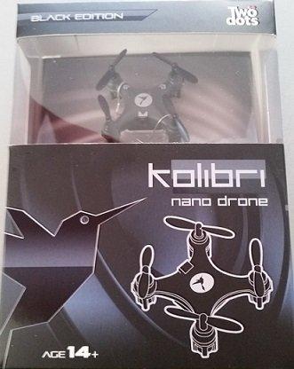 Twodots Kolibri Nano Drone Black Edition preisvergleich