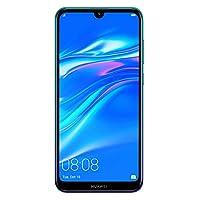 Huawei Y7 2019, 32 GB, Aurora Mavi (Huawei Türkiye Garantili)