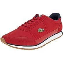 Zapatillas Lacoste Partner 119 Rojo Hombre