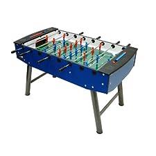 Mightymast Leisure Fun Table Football – Blue