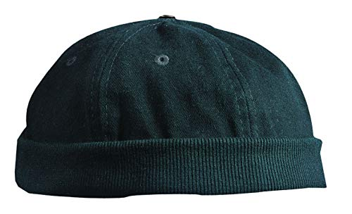 Myrtle Beach 6 Panel Chef Cap in black Größe: one size