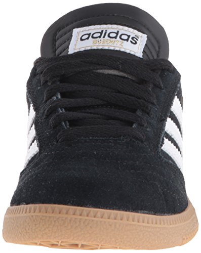 Adidas Youth Busenitz Suede Trainers Schwarz