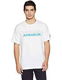 Under Armour Men's Plain Regular Fit T-Shirt