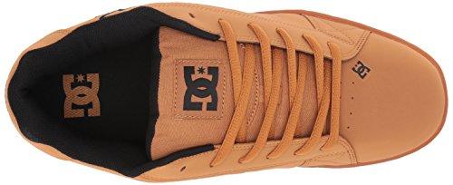 DC Shoes - Sneakers unisex Wheat/Black/Dark Chocolate