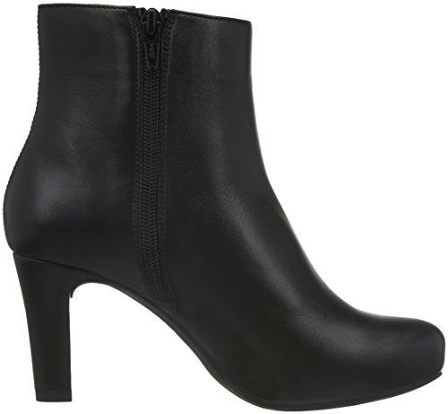 Unisa Niza, Bottines Classiques Femme Noir (Black)