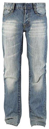 Forplay Salomon Jeans blu W38L34