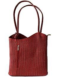 7b2482714f303 Suchergebnis auf Amazon.de für  geflochtene tasche rot  Koffer ...