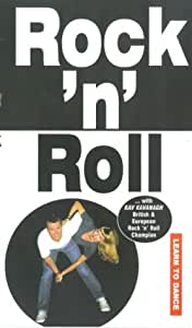 Learn to Dance - Rock 'n' Roll [VHS]
