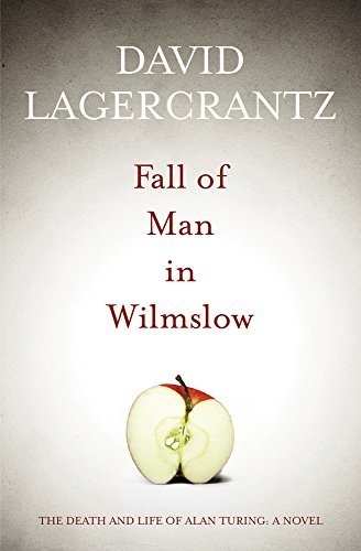 Fall of Man in Wilmslow by Lagercrantz, David (May 7, 2015) Hardcover