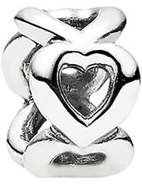 Pandora Charm Offene Herzen