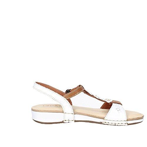 Cinzia Soft IAR15505 001 Sandale Femme Blanc