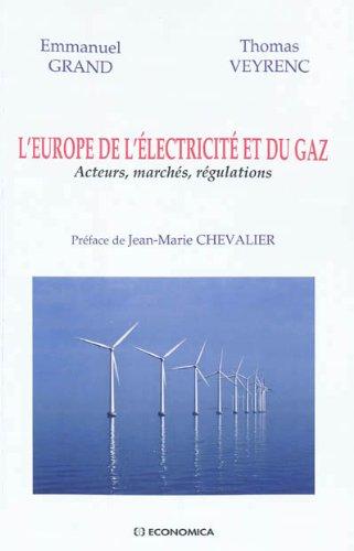 L'Europe de l'électricité et d...