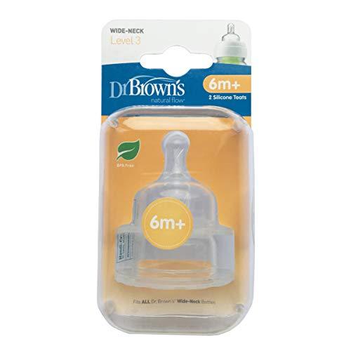 Dr Brown 's opciones tetinas (nivel 3)