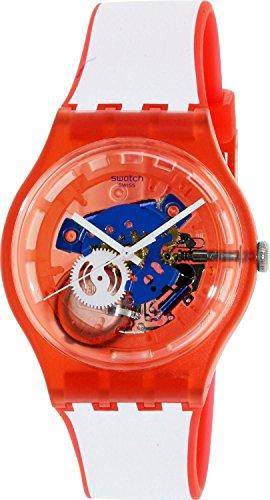 Swatch pagliaccio rosso orologio unisex SUOR102