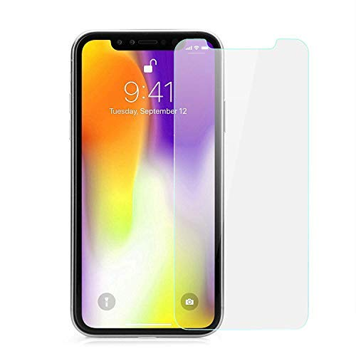 lovigo Panzerglas passend für iPhone X, XS Screen Protector Displayschutz Glasprotector aus echt Glas