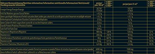 X-Treme Guarana Ampullen, 20 x 25 ml