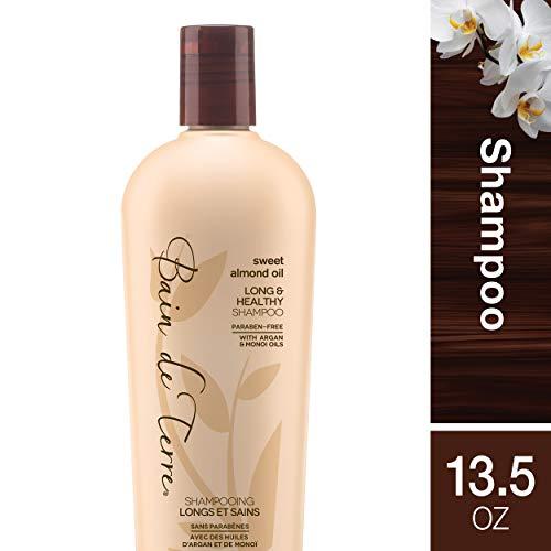 Bain de Terre Sweet Almond Oil shampooing – 400 ML