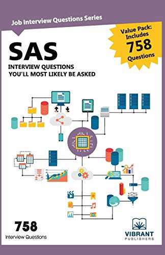 SAS Interview Questions You'll Most Likely Be Asked (Job Interview Questions)