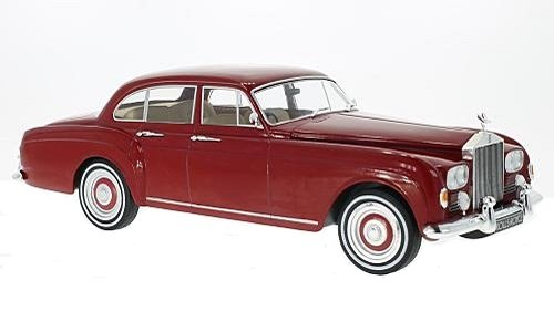rolls-royce-silver-cloud-iii-flying-spur-hjmulliner-darkred-rhd-1965-modellauto-fertigmodell-mcg-118