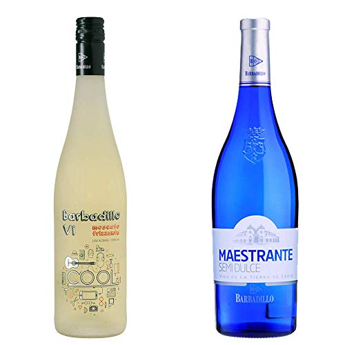 Barbadillo Vi Y Maestrante Semidulce - Vinos Blanco - Barbadillo - 2 Botellas De 750 Ml