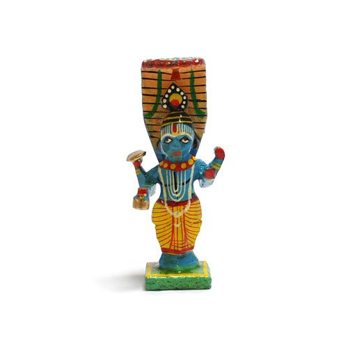 fantastik-figura-madera-dios-hindu-visnu
