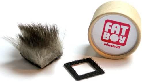 Micromuff Fat Boy Windschutz für Mikrofon