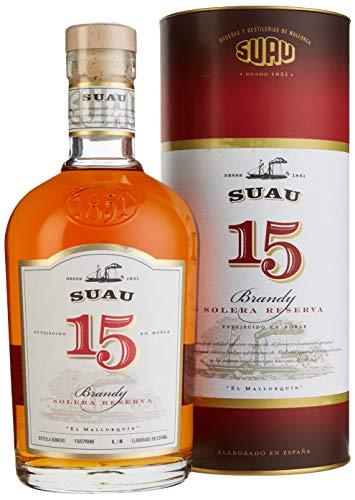 Bodegas Suau Brandy 1851 Mallorca 15 Jahre alt (1 x 0.7 l)