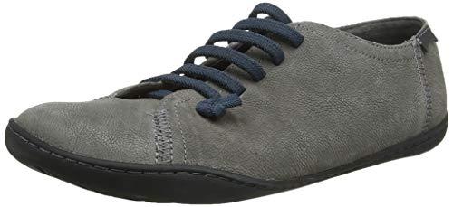 Camper Peu, Zapatillas para Mujer, Gris Medium Gray 30, 36 EU
