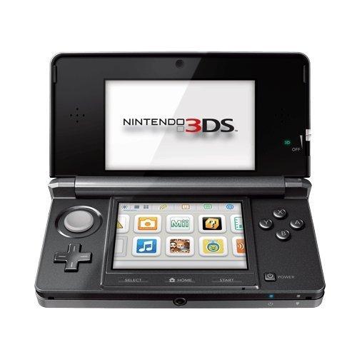 Nintendo 3DS Cosmo Black - ニンテンドー 3DS コスモ ブラック (海外輸入北米本体)