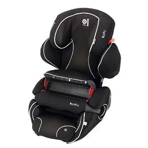 Kiddy 4009749315327 Kindersitz Guardian Pro 2 Gruppe I,II,III, Racing Black