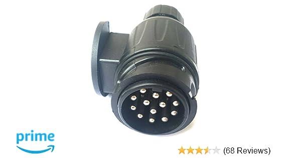 timtina Stecker für Anhängerkupplung 13 polig: Amazon.de: Auto