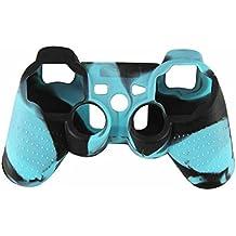 Hytech Plus PS3 Controller Skin (Blue/Black)