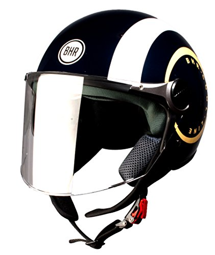 BHR 93802 Demi-Jet Cool B 710 Casco Moto