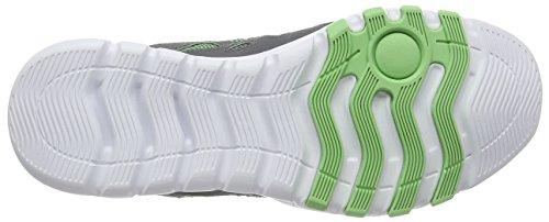 Reebok Sublite Train 4.0, Chaussures de Course Femme Gris / vert / blanc (alliage / vert écume / gris / graphite)