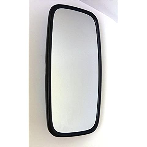 Autocarri specchio Volvo FL4e FL6(09/85–09/93), 372x 184mm 1specchio retrovisore Specchietto retrovisore con camion Mercedes Daimler 73–86eurobus Volvo FL4FL6Iveco S42x 37x 18cm specchio Iveco Volvo Mercedes camion, trattore, ruspa