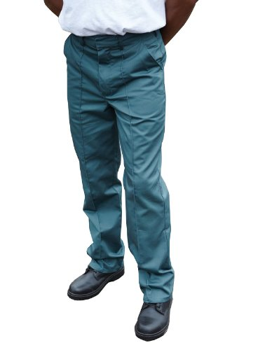 "Dickies Redhawk Pantalon Length 34"" Waist 50"" gris gris"