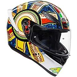 AGV Helmets K1 E2205Top- Dreamtime, talla MS