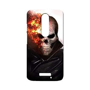 BLUEDIO Designer Printed Back case cover for Motorola Moto X3 (3rd Generation) - G1960