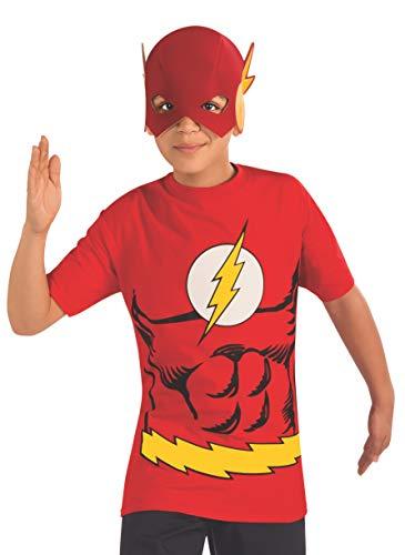 Kit costume Flash DC Comics garçon