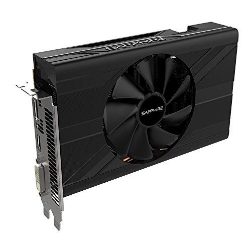 Cheapest SAPPHIRE Radeon RX 570 PULSE ITX 4 GB GDDR5 DP/HDMI/DVI-D Graphics Card – Black on Line