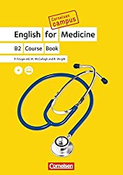 Cornelsen Campus - Englisch - English for Medicine: B2 - Course Book with CDs