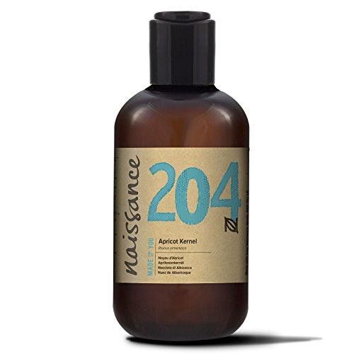 Naissance Huile Végétale de Noyau d'Abricot 100% naturelle - 250ml