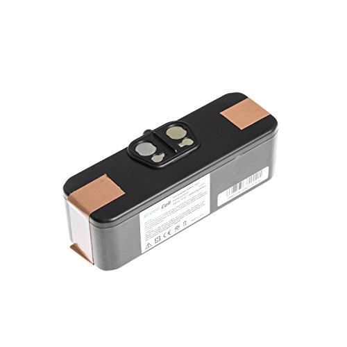 Green Cell® Vacuum Cleaner Battery for iRobot Roomba 665 (Li-Ion cells 6Ah 14.4V)