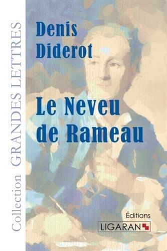 Le Neveu de Rameau (grands caractères) par Denis Diderot