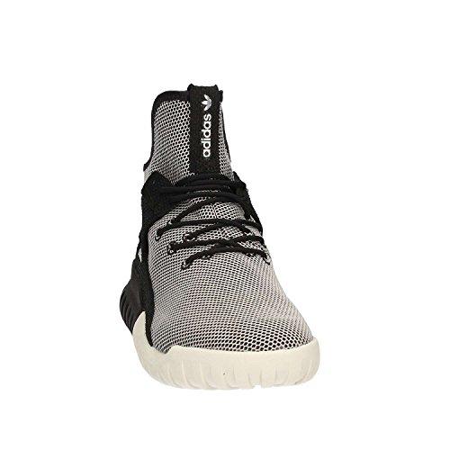 Cristal Originais Adidas Branco Tubular 2017 Sapatos Núcleo X Preto Negro Núcleo 6x0Uqg